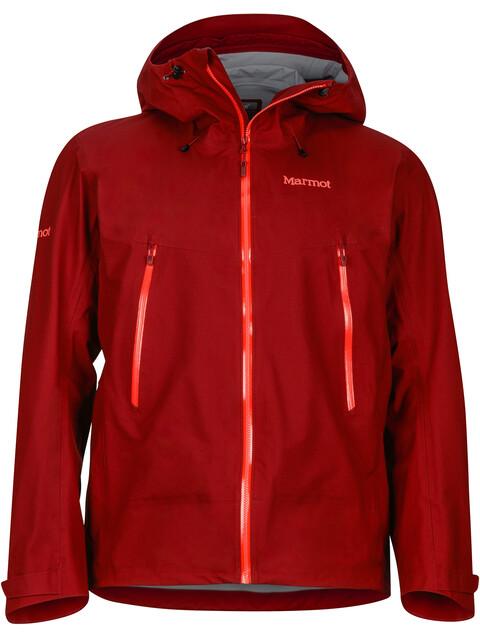 Marmot Red Star Jacket Men, brick
